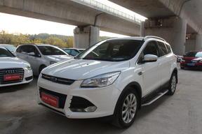 南京二手福特-翼虎 2013款 1.6L GTDi 两驱舒适型