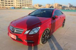 北京二手奔驰-E级(进口) 2012款 E 200 CGI Coupe