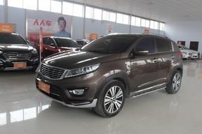 郑州二手起亚-智跑 2015款 2.0L 自动两驱版Premium