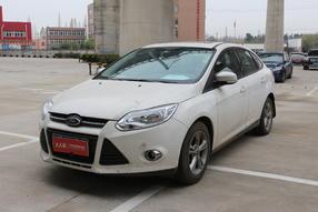 福特-福克斯 2012款 三厢 1.6L 自动风尚型