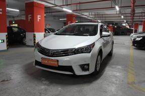 丰田-卡罗拉 2017款 1.2T CVT GL