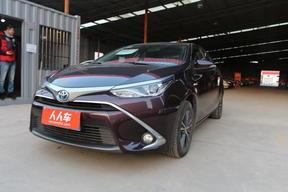 上海二手丰田-雷凌 2016款 双擎 1.8H GS-L CVT领先版