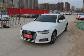 北京二手奥迪-A4L 2017款 Plus 40 TFSI 时尚型