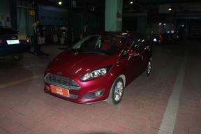 哈尔滨二手福特-嘉年华 2013款 三厢 1.5L 自动时尚型