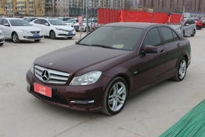 奔驰-C级 2013款 C 180 经典型 Grand Edition