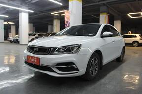 武汉二手吉利汽车-帝豪 2018款 1.5L CVT豪华型