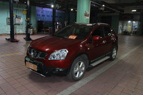 哈尔滨二手日产-逍客 2015款 2.0XL 酷火 MT 2WD